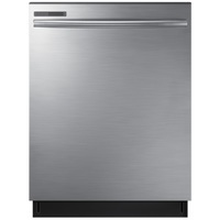 Samsung 55-Decibel Built-In Dishwasher (Stainless steel) (Common: 24-in; Actual: 23.75-in) ENERGY STAR