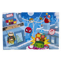 Marvel Tsum Tsum Advent Calendar with 18 Mini Figures Set