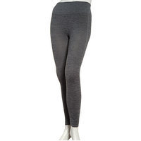 One 5 One Space Dye Fleece Lined Leggings