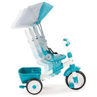 Little Tikes Perfect Fit 4 in 1 Trike - Teal