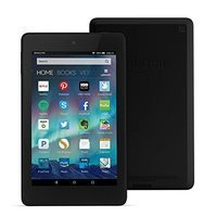 Fire HD 6 Tablet, 6'' HD Display, Wi-Fi, 16 GB - Includes Special Offers, Black