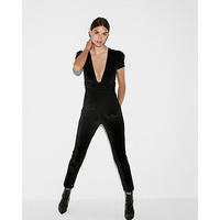 Who What Wear Pick Cut-Out Front Jumpsuit