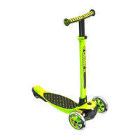 Yvolution Y Glider XL 3 Wheel Scooter - Green  $69.99$54.99