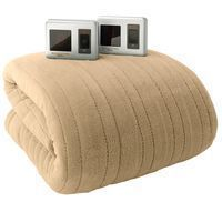 Biddeford Plush Heated Electric Blanket Twin Size Select Styles*