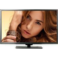 SCEPTRE X322BV-M 32'' LED Class 720P HDTV with ultra slim metal brush bezel, 60Hz