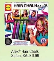 ALEX Hair Chalk Salon Craft Kit