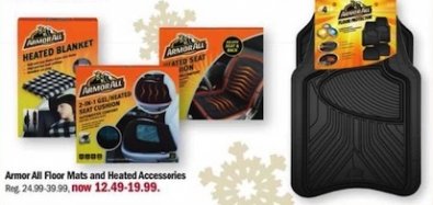 Armour All Floor Mats & Heated Accessories