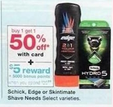 Edge Shaving Needs