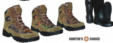 Hunter's Choice Hunting Boots