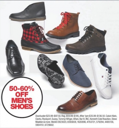 Select Men's Shoes