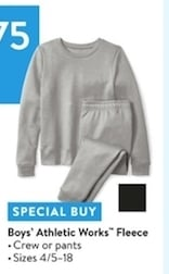 Boys' Athletic Works Fleece