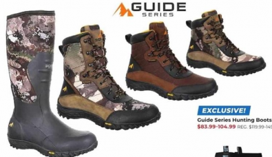 Guide Series Hunting Boots