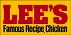 Lee's Famous Recipe Chicken Menu