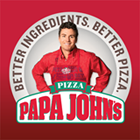 Papa John's Pizza in Louisiana