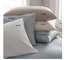 46% off 400 Thread Count Duvet Cover Satin Stripe