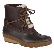 35% off Women's Saltwater Wedge Tide Shearling Duck Boot
